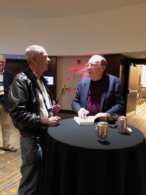 James Patterson and me