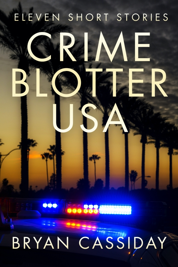 Crime Blotter cover